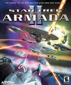 Box art for Star Trek: Armada 2