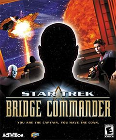 Box art for Star Trek: Bridge Commander