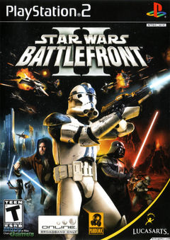box art for Star Wars: Battlefront II