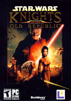 Box art for Star Wars: Knights of the Old Republic