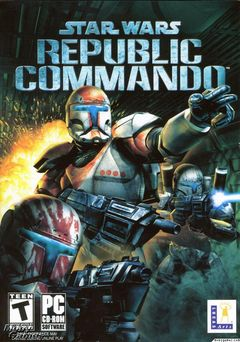 Box art for Star Wars: Republic Commando