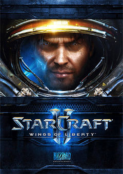 Box art for Starcraft 2 - Wings of Liberty