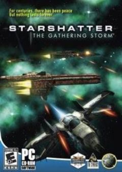 box art for Starshatter: The Gathering Storm