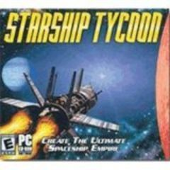 box art for Starship Tycoon