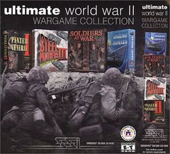 box art for Steel Panthers: World at War