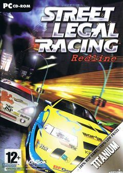 Box art for Street Legal Racing: Redline