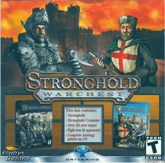 box art for Stronghold: War Chest