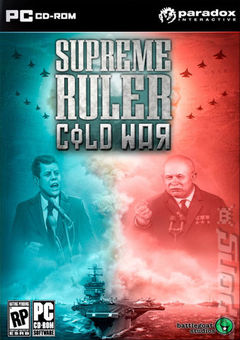 Box art for Supreme Ruler: Cold War