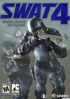 Box art for S.W.A.T. 4