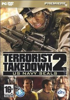 Box art for Terrorist Takedown 2