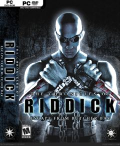 box art for The Chronicles of Riddick: Escape From Butcher Bay - DC