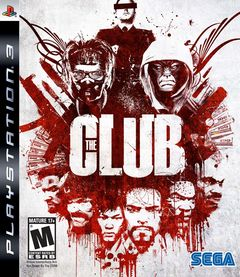Box art for The Club