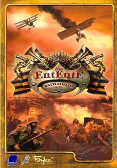 box art for The Entente World War I Battlefields