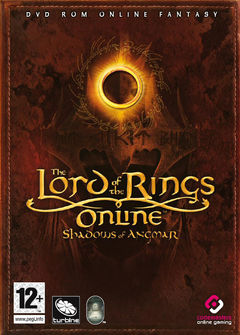 box art for The Lord of the Rings Online: Shadows of Angmar