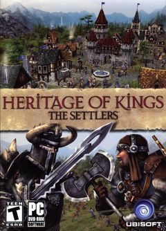 box art for The Settlers: Heritage of Kings