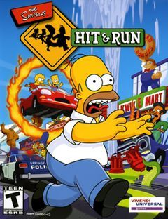 Simpsons Hit And Run No Cd