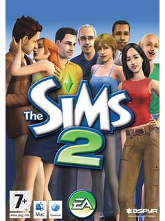 box art for The Sims 2