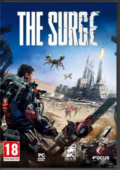 box art for The Surge