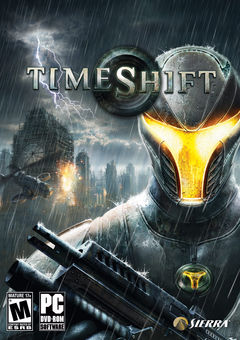 Box art for TimeShift