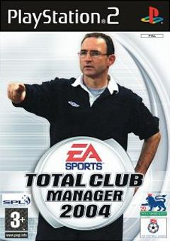 box art for Total Club Manager 2004