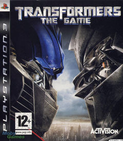 box art for Transformers: The Game