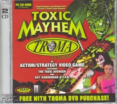 box art for Troma Project, The