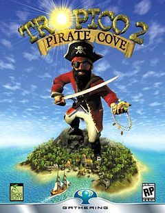 box art for Tropico 2 - Pirate Cove