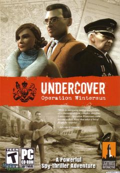 box art for Undercover: Operation Wintersun