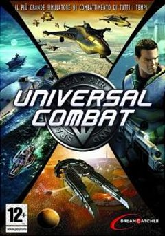 box art for Universal Combat