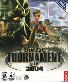 Box art for Unreal Tournament 2004