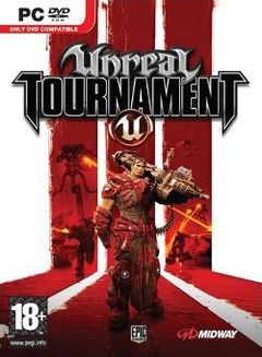 Box art for Unreal Tournament 3