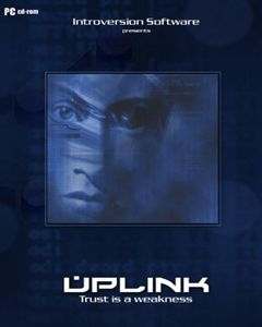 box art for Uplink: Trust is a Weakness