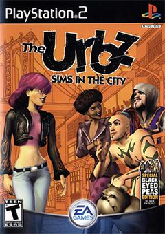 box art for URBZ: Sims in the City