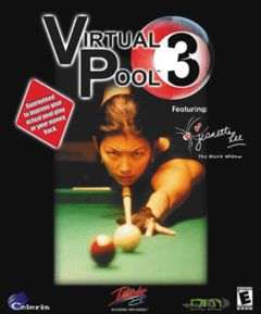 box art for Virtual Pool 3