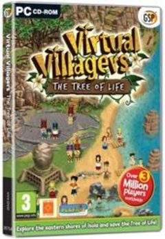 box art for Virtual Villagers 4 The Tree of Life