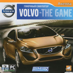 Box art for Volvo - The Game