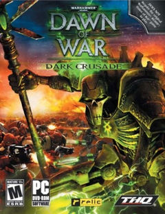 box art for Warhammer 40,000: Dawn of War - Dark Crusade