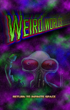 box art for Weird Worlds: Return to Infinite Space