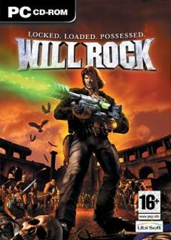 box art for Will Rock