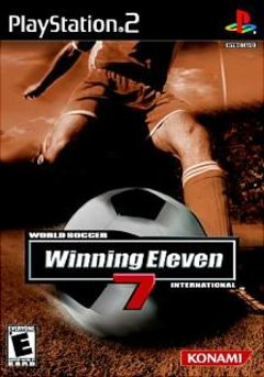 Box art for Winning Eleven 7