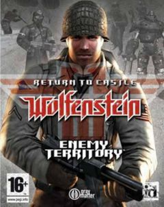 box art for Wolfenstein Enemy Territory