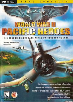 box art for World War II: Pacific Heroes