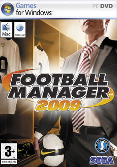 Box art for Worldwide Soccer Manager 2009