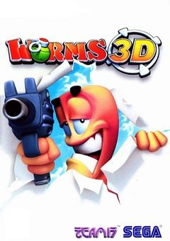 box art for Worms 3D