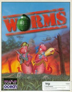 Box art for Worms