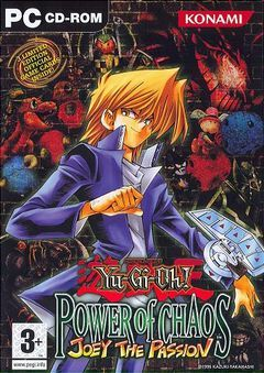 box art for Yu-Gi-Oh! Power Of Chaos - Joey The Passion