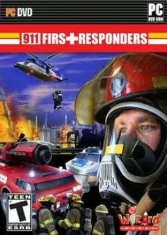 Box art for 911 - First Responders