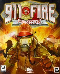Box art for 911 Fire & Rescue