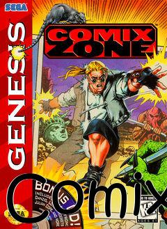 Box art for Comix