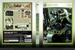 Box art for Fallout 3